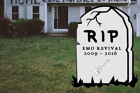 on five years since the death of the revival